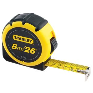 Flexometro 8m Global26 Stanley