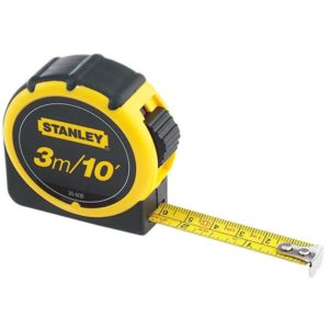 Flexometro Global 3m Stanley